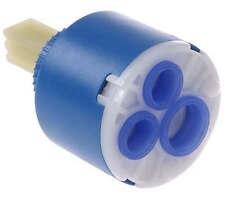 40mm Shower Lever Tap Mixer Ceramic Cartridge Bath Basin Repair Replacement