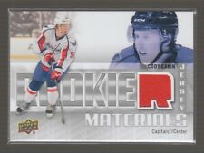 [67442] 2011-12 UPPER DECK JERSEY ROOKIE MATERIALS CODY EAKIN #RM-CE