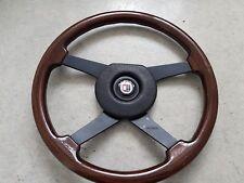 BMW Alpina Wood Steering Wheel hölzernes Lenkrad Momo BMW E9 E10 E24