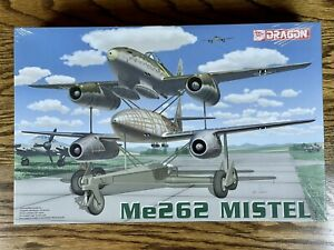 Dragon Master Series 1/48 Me262 MISTEL New (5541)
