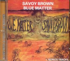 "Savoy Brown: ""Blue Matter"" + bonustracks (CD reissue)"