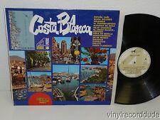 VARIOUS Costa Blanca LP eKipo 66-8035-VS Spain pressing VG+ vinyl album