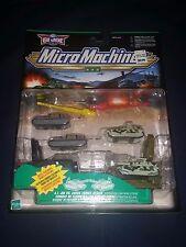New Micro Machines GI Joe vs Cobra Turret Attack - 1999 Hasbro