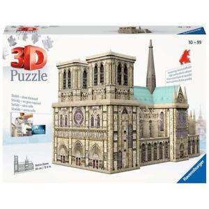 Ravensburger Notre Dame 3D Puzzle (324 Piece)