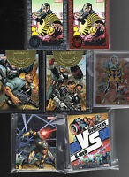 2013 Marvel Greatest Battles  Mini Master Set