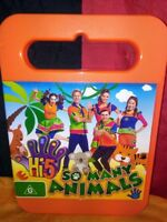 Hi-5 - So Many Animals (DVD, 2014)
