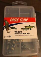 Eagle Claw Trout Mini Tackle Fishing Kit