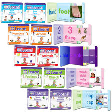 New listing Your Baby Can Learn! Early Literacy Sliding Books (Set of 10)