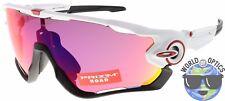 Oakley Jawbreaker Sunglasses OO9290-05 Polished White | Prizm Road Lens