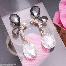 Alloy Round Screw Back (pierced) Drop/Dangle Costume Earrings