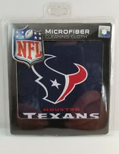 Houston Texans microfiber sunglasses cleaning cloth