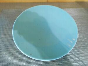 Teller  flach  21  cm Coup Fine Dining Seltmann Weiden Porzellan  Neu Petrol