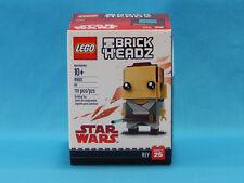 Lego Brickheadz 41602 Star Wars Rey New Sealed 2018 Series 2 #25