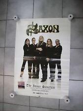 SAXON - THE INNER SANCTUM - POSTER PROMOZIONE ALBUM CM 60X85 - 2007