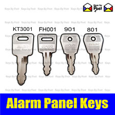 Kentec Fire Alarm Isolation Panel Switch Key, KT3001 - FH001 - 801 - 901 Lorlin