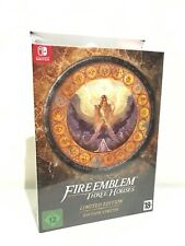Fire Emblem: Three Houses Limited Edition Nintendo Switch NEW FACTORY SEALED