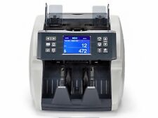 New Listingmixed Denomination Money Counter With Cismguvir Counterfeit Detection
