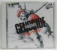 PC-Engine Genocide Japan NEC PCE