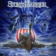 STORMWARRIOR - Norsemen - Blue-Vinyl-LP - 4028466940599