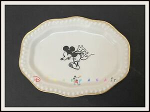 ⭐ MICKEY MOUSE ROSENTHAL porcelain / china dresser tray - 1932 - DISNEYANA.IT ⭐