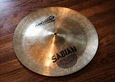 "Sabian 19"" AAXtreme Chinese AAX-treme China Cymbal"