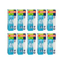 10 x Osram G9 Eco Ampoule des lampes halogènes 33W = 40W Lampe halogène 66733