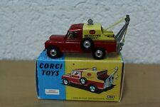 Corgi 417S Land Rover 109 W.B. Breakdown Truck 1:43
