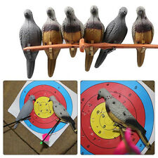 Archery 3D Pigeon Arrow Target Animal Practice Shoot Hunting Bird Bait Crossbow