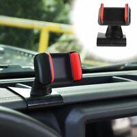 Phone Holder Cellphone Mount Bracket for 2018+ Jeep Wrangler JL JLU Accessories