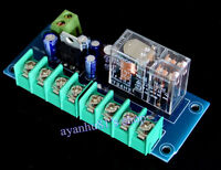 Speaker Protection Board DIY KIT Used Japan OMRON Relay for Dual Channel UPC1237