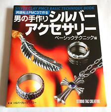 SILVER CLAY PMC3 BASIC TECHNIQUE BOOK JAPAN 2009 Men's Accessory Chrome Hearts