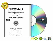 Aircraft Welding including others Collection Welding  Books On CD