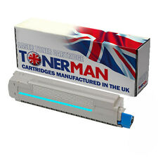 Re-Manufactured Cyan Toner Cartridge for Oki MC860 | 44059211 | 10,000 pages