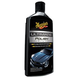 MEGUIARS Ultimate Polish 473 ml Maximum gloss and reflectivity Pre-waxing glaze
