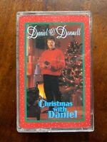 Daniel O'Donnell Christmas with Daniel Audio Cassette Tape