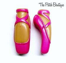Bratz Girl Singer Starz Doll Pink En Pointe Ballet Slippers Shoes Feet Parts
