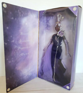 Barbie, NRFB Sterling Silver Rose -  African-American Black by Bob Mackie, 2001