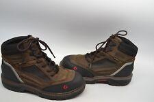Wolverine MEN'S 9 EW WIDE Overman Waterproof  Composite Toe Work Boots W10483