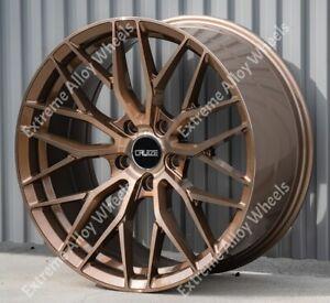 "19"" Bronze VTR Alloy Wheels Fits Ford Grand C Max Edge Focus Kuga Mondeo 5x108"