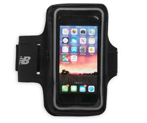 New Balance Smartphone Running Jogging Exercise Black Armband (New, Never Open)