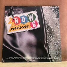 Various NOW THAT'S WHAT I CALL MUSIC 6 1985 UK vinyle LP EXCELLENT CONDITION C