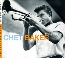 Chet Baker: Too Cool (CD, DV&A) Digipak