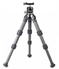 Sunwayfoto T1C30N-T3 Mini Carbon Fiber Tripod Legs & XB-28 Ball Head CF Carbon