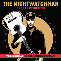 Tom Morrello - The Nightwatchman - One Man Revolution     *** BRAND NEW CD ***