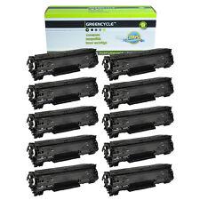 10PK CB435A 35A Laser Toner Cartridge Compatible for HP LaserJet P1005 Printer
