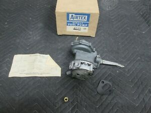 Oldsmobile 88 98 Airtex AC Dual Action Rebuildable Fuel Pump MADE IN USA 6585 RX