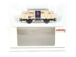 Marklin Insider 46074 Dallmayr Coffee Freight Car of the Year 2002 # 602105 HO