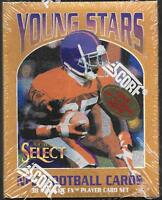 1993 SELECT YOUNG STARS COMPLETE FACTORY SET (38 CARDS) SEALED   /5,900