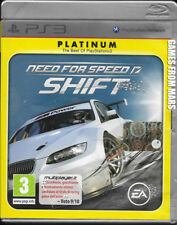 NFS NEED FOR SPEED SHIFT PS3 ITALIANO