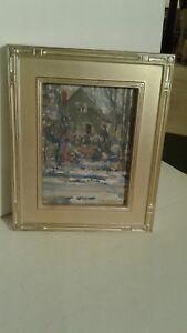 Martin Krumins oil painting